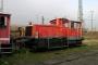 """Gmeinder 5432 - Railion """"335 030-3"""" 27.12.2006 - Offenburg, BetriebshofKarl Arne Richter"""