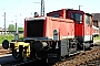 "Gmeinder 5432 - Railion ""335 030-3"" 04.05.2008 - Offenburg