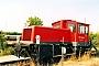 "Gmeinder 5433 - DB Cargo ""333 031-3"" 16.07.2003 - München, Betriebshof Rbf NordAndreas Böttger"