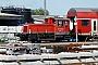 """Gmeinder 5433 - DB Cargo """"333 031-3"""" 31.05.2008 - München-PasingRalf Lauer"""