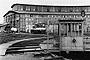 "Gmeinder 5437 - DB ""335 035-2"" 04.01.1992 - Fulda, BahnbetriebswerkMalte Werning"