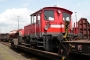 "Gmeinder 5437 - Railion ""335 035-2"" 26.05.2007 - Bebra, RangierbahnhofBernd Piplack"