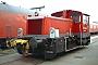 """Gmeinder 5437 - DB Cargo """"335 035-2"""" 12.11.2000 - Fulda, BahnbetriebswerkErnst Lauer"""