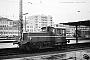 """Gmeinder 5437 - DB """"333 035-4"""" 27.12.1974 - Pforzheim, HauptbahnhofStefan Motz"""