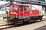 """Gmeinder 5438 - Railion """"335 036-0"""" __.06.2004 - Hürth, Rhein Papier GmbHEckhard Rohrdantz"""