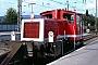 """Gmeinder 5438 - DB """"335 036-0"""" 03.10.1990 - Trier, HauptbahnhofErnst Lauer"""