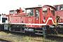 """Gmeinder 5449 - DB Cargo """"335 053-5"""" 14.06.2002 - Mannheim, RangierbahnhofAndreas Kabelitz"""