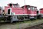 """Gmeinder 5449 - DB Cargo """"335 053-5"""" 15.06.2003 - Mannheim, RangierbahnhofWolfang Mauser"""