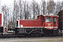 """Gmeinder 5454 - DB Cargo """"335 058-4"""" 09.02.2003 - Gremberg, BahnbetriebswerkAndreas Kabelitz"""