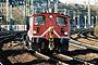 """Gmeinder 5454 - DB Cargo """"335 058-4"""" 10.03.2002 - Düsseldorf, Bahnhof VolksgartenStephan Münnich"""