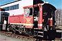 """Gmeinder 5454 - DB Cargo """"335 058-4"""" 22.03.2003 - Gremberg, BahnbetriebswerkStephan Münnich"""