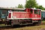 """Gmeinder 5455 - AKO """"335 059-2"""" 30.05.2003 - Schwarzerden, BahnhofReiner Kunz"""