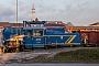 """Gmeinder 5459 - MWB """"V 253"""" 28.12.2014 - Bremervörde, BahnbetriebswerkMalte Werning"""