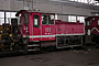 "Gmeinder 5460 - DB AG ""335 064-2"" 04.12.2003 - Nürnberg, RangierbahnhofBernd Piplack"