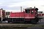 """Gmeinder 5464 - DB Cargo """"333 068-5"""" 11.02.2001 - Kornwestheim, BetriebshofWerner Peterlick"""
