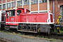 "Gmeinder 5465 - DB Cargo ""335 069-1"" 03.07.2003 - Nürnberg, Bahnbetriebswerk RbfBernd Piplack"