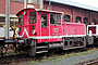 "Gmeinder 5465 - DB Cargo ""335 069-1"" 04.12.2003 - Nürnberg, Bahnbetriebswerk RbfBernd Piplack"