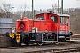 """Gmeinder 5493 - DB Cargo """"98 80 3335 103-8 D-DB"""" 21.03.2016 - Kassel, BahnbetriebswerkMalte Werning"""
