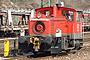 "Gmeinder 5493 - DB Cargo ""335 103-8"" 23.04.2003 - Treuchtlingen, BahnhofAndreas Dollinger"