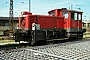 "Gmeinder 5493 - Railion ""335 103-8"" 20.04.2005 - Magdeburg, HauptbahnhofJens Reising"