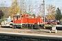 "Gmeinder 5493 - DB Cargo ""335 103-8"" 11.11.2001 - TreuchtlingenWerner Peterlick"