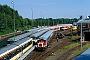 """Gmeinder 5494 - S-Bahn Hamburg """"333 104-8"""" __.07.1997 - Hamburg-Ohlsdorf, BahnbetriebswerkJan Borchers"""