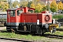 "Gmeinder 5495 - Railion ""335 105-3"" 14.10.2008 - Offenburg