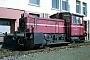 """Gmeinder 5495 - DB """"333 105-5"""" 21.02.1982 - Mannheim, BahnbetriebswerkKurt Sattig"""