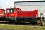 """Gmeinder 5496 - Railion """"335 106-1"""" 08.05.2006 - Hagen-Vorhalle, BahnbetriebswerkBernd Piplack"""