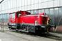 """Gmeinder 5496 - DB Cargo """"335 106-1"""" 17.05.2003 - Gießen, BahnbetriebswerkRalf Lauer"""