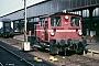 "Gmeinder 5496 - DB ""333 106-3"" 15.08.1984 - Trier HauptbahnhofIngmar Weidig"