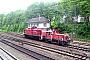 """Gmeinder 5497 - Railion """"335 107-9"""" __.08.2006 - Offenburg, HauptbahnhofYannick Hauser"""