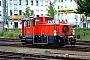 """Gmeinder 5497 - DB Cargo """"335 107-9"""" 05.06.2003 - Offenburg, HauptbahnhofMarvin Fries"""