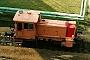 """Gmeinder 5497 - DB Cargo """"335 107-9"""" 17.02.2000 - Chemnitz, AusbesserungswerkManfred Uy"""