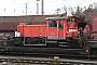 "Gmeinder 5497 - DB Cargo ""335 107-9"" 06.04.2016 - Köln-Porz, Güterbahnhof GrembergWilco Trumpie"