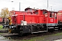 "Gmeinder 5497 - DB Cargo ""98 80 3335 107-9 D-DB"" 05.11.2017 - Kornwestheim, BetriebshofHans-Martin Pawelczyk"