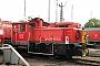 "Gmeinder 5497 - DB Cargo ""98 80 3335 107-9 D-DB"" 31.07.2016 - Kornwestheim, BetriebshofHans-Martin Pawelczyk"