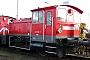"""Gmeinder 5498 - DB Cargo """"335 108-7"""" 15.03.2003 - Mannheim, BahnbetriebswerkWolfgang Mauser"""