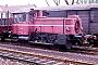 """Gmeinder 5498 - DB """"335 108-7"""" 01.04.1988 - Meckesheim (Baden)Ernst Lauer"""