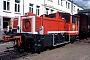 """Gmeinder 5498 - DB """"335 108-7"""" 28.08.1993 - Mannheim, BahnbetriebswerkErnst Lauer"""