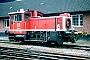 """Gmeinder 5498 - DB AG """"335 108-7"""" 12.01.1996 - Mannheim, HandelshafenErnst Lauer"""