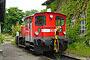 """Gmeinder 5501 - Railion """"335 111-1"""" 20.06.2004 - Lindau, BahnbetriebswerkMarko Nicklich"""