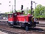 """Gmeinder 5505 - DB Cargo """"335 142-6"""" 14.04.2003 - Gießen, HauptbahnhofMario Schruf"""