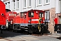 """Gmeinder 5505 - DB Cargo """"335 142-6"""" 12.03.2016 - Mannheim, BetriebshofErnst Lauer"""