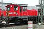 """Gmeinder 5506 - Railion """"335 143-4"""" 23.04.2004 - München, Bahnbetriebswerk München HbfBernd Piplack"""