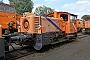 """Gmeinder 5506 - northrail """"98 80 3335 143-4 D-KIEL"""" 14.06.2018 - Hamburg, RailpoolKarl Arne Richter"""