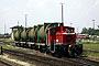 """Gmeinder 5506 - DB Cargo """"335 143-4"""" 08.07.2003 - MühldorfStefan von Lossow"""