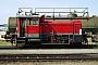 """Gmeinder 5506 - DB Cargo """"335 143-4"""" 23.07.2003 - Mühldorf, BetriebshofDietrich Bothe"""