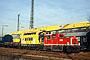 """Gmeinder 5507 - DBG """"333 145-1"""" 14.01.1996 - Duisburg-Wedau, Deutsche Bahn GleisbauAndreas Kabelitz"""