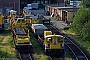 """Gmeinder 5507 - DBG """"333 145-1"""" 06.07.2004 -  Duisburg-Wedau, Deutsche Bahn GleisbauMalte Werning"""